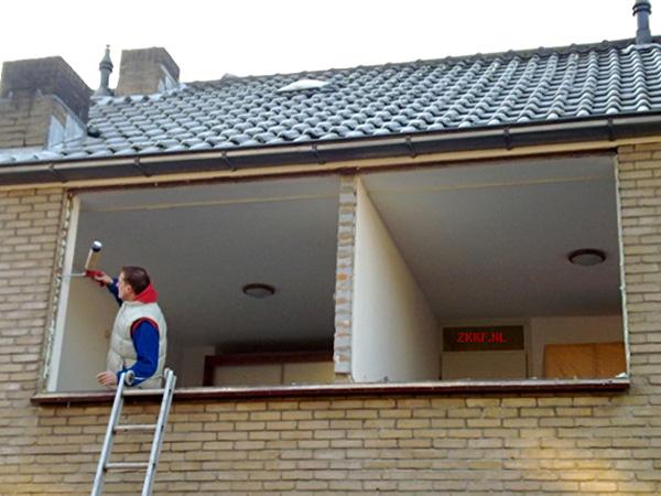 Renovatie 200 woningen