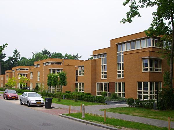 Halfvrijstaande villa's Hilversum